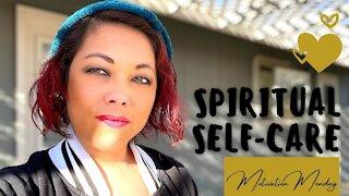 Motivation Monday   Spiritual Self-Care