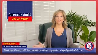 SPECIAL REPORT: AMERICA'S AUDIT Maricopa County - 05-18-21-1475