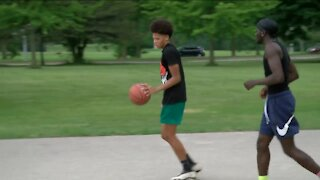Young Milwaukee Bucks fans inspired by team's championship run