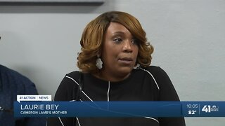 Cameron Lamb's mother relieved charges filed in her son's death