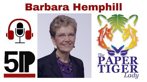 Paper Tiger Lady – Barbara Hemphill Will Help You Get Organized!