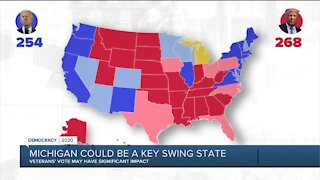Michigan could be a key swing state in November