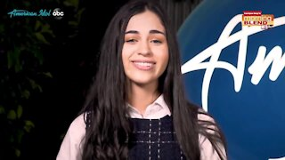 American Idol Local Contestant - Alanis Sophia after Golden Ticket   Morning Blend