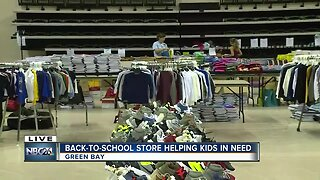 Back to School helps brown county children