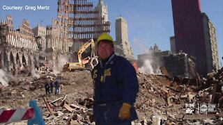 Retired Secret Service agent reflects on Ground Zero