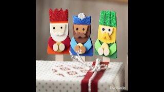Galletas de Rosca de Reyes