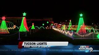 Tucson Lights Festival kicks off for the holidays
