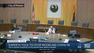 Arizona experts told to stop modeling COVID-19 data