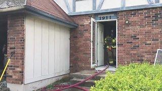 Olathe house fire