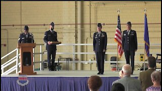 55th Medical Group Change of Command