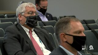 St. Lucie County Commissioners could remove mask mandate soon