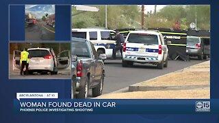 PD: Woman found shot, killed inside vehicle near 10th Street and Portland