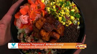 Celebrate 'Veganuary' With Delicious Vegan Dishes