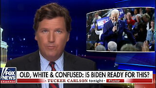 Tucker Carlson rips Dems for pushing Biden: 'They're pushing a defective product'