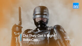Did They Get It Right: RoboCop