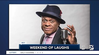 Comedian Michael Colyar bringing laughs to Bert's Theater