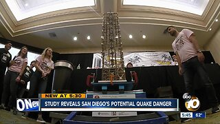 Study reveals San Diego's potential earthquake danger