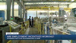 Are Oklahoma's employment incentives working?