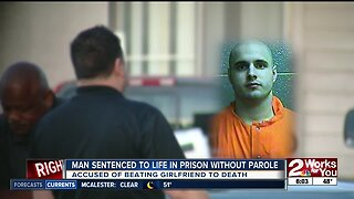 Man sentenced to life in prison without parole