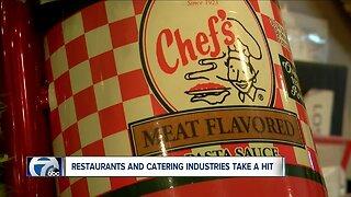 Capacity cap on public places harms local restaurants