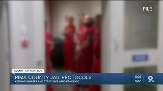 Pima County Jail protocols amid the pandemic