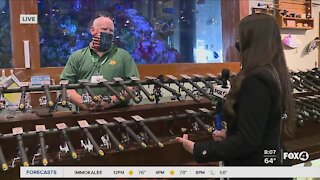 Tips for new anglers, as Florida fishing license sales increase