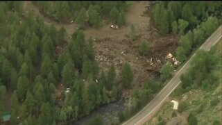 Woman dead, 3 adults missing in Larimer County flash flooding