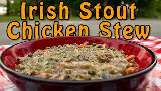 Dutch Oven Irish Stout Chicken Stew