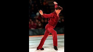 Robin Cousins 1986 World Pro Championship