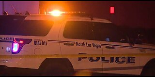 LATEST: Suspect killed in North Las Vegas police shooting