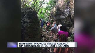 Nonprofit provides travel abroad opportunities for Detroit students