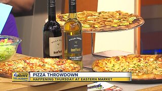 Pizza Throwdown