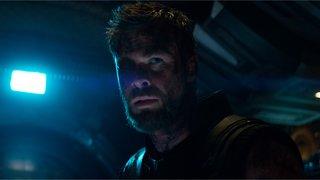 Chris Hemsworth Defaces 'Avengers: Endgame' Posters
