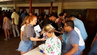 SOUTH AFRICA - Cape Town - Westerford High School matric results (uTo)