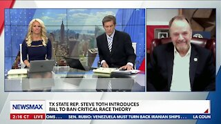 TX State Rep. Steve Toth Introduces Bill to Ban Critical Race Theory
