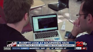 SolarWinds hack could impact Kern County businesses
