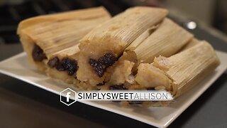 Simply Sweet makes sweet tamales