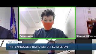 Kyle Rittenhouse held in Kenosha on $2 million bond