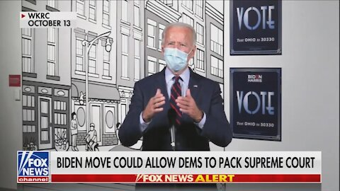 IT'S HAPPENING: Joe Biden One Step Closer to PACKING THE COURT