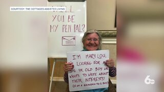 Assisted Living Pen Pals