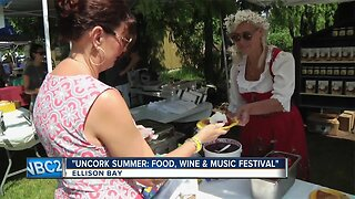 Uncork Summer: Food Wine and Music Festival