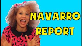Fireworks! Navarro Report Drops!