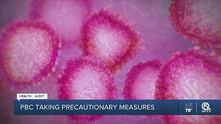 Palm Beach County leaders take steps to prevent coronavirus