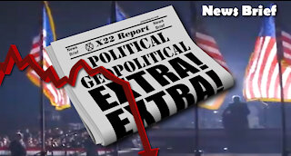 Ep. 2586b - This Is Not Another 4 Year Election, This About Exposing & Destroying The [DS] System