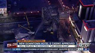 New Las Vegas proposed hotel-casino approved by Las Vegas City Council