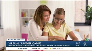 Destinations Career Academy offers high school students free virtual summer camps
