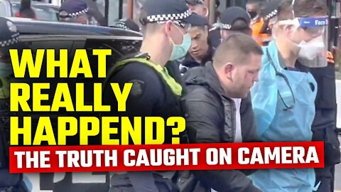 The media LIED to you about what happened this weekend in Melbourne