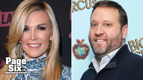 Tinsley Mortimer's pals furious Scott Kluth dumped her after marriage ultimatum