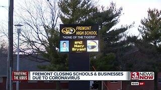 Fremont Closing Schools & Businesses Due to Coronavirus
