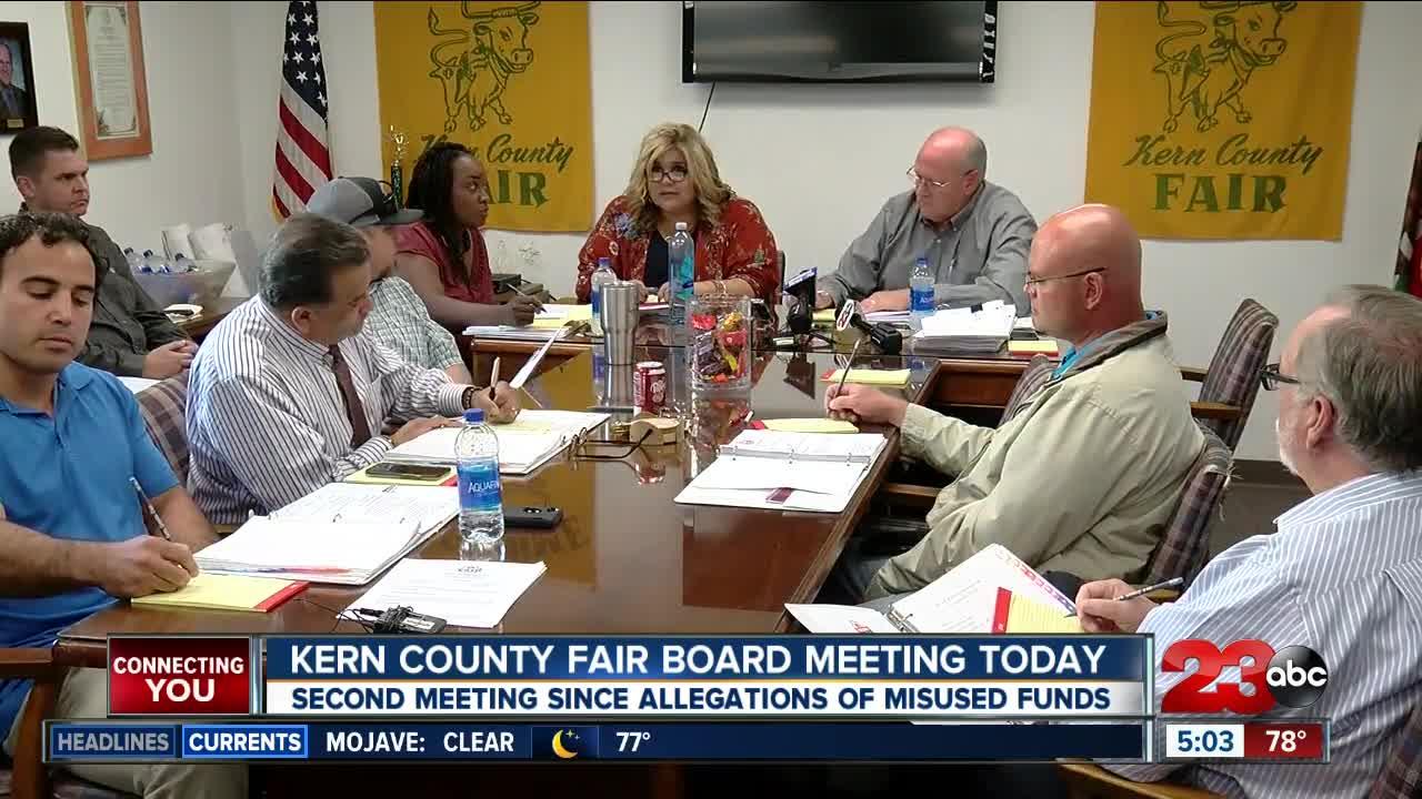 23ABC recaps last months Kern County Fair Board of Directors meeting